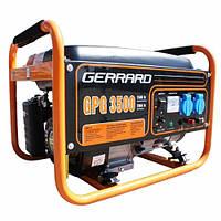 Бензиновый генератор GERRARD GPG 3500E (2013 года)