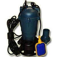 Канализационный насос фекальный Delta для выгребных ям 1.1кВт Hmax10м