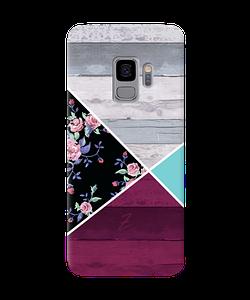 Чехол на Samsung Galaxy S9 Pattern