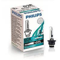 Ксеноновая лампа Philips D2R X-treme Vision 85126 XV C1 35W +50%
