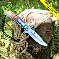 Нож складной Browning 215-G. Туризм, рыбалка, охота. Акция!