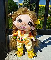 Текстильная кукла 6