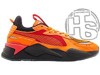 Мужские кроссовки Puma RS-X Toys Hot Wheels Camaro Orange/Black 370403-01 44