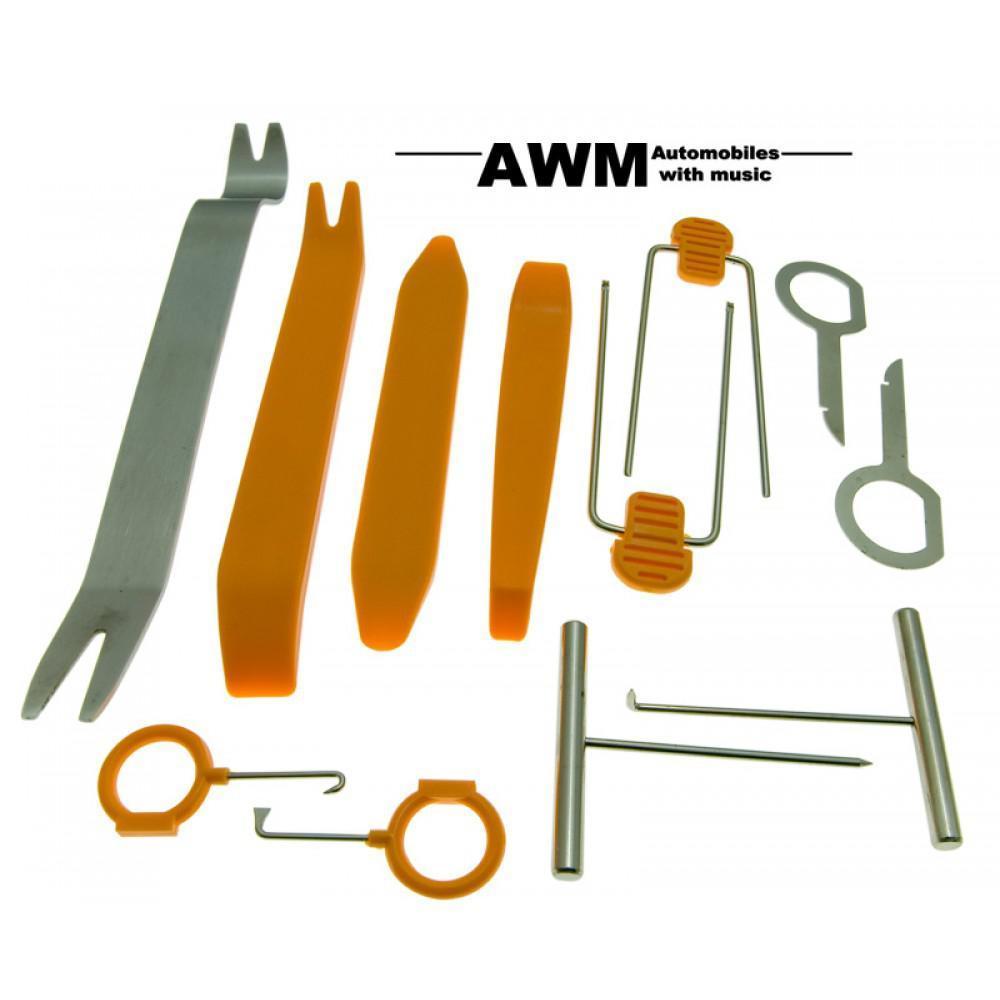 Набор установщика автомагнитол AWM F-20