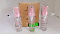 База под макияж Dermacol Make-Up Base Satin матирующая с выравнивающим эффектом (помпа), 30 г. розовый