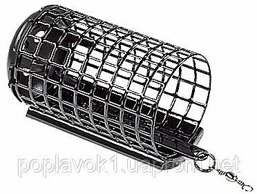 Кормушка фидерная Jaxon AW-OD круглая (с дном) (32/44мм 60г)