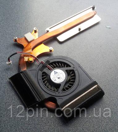 Система охолодження Samsung NP-R430 б.у. оригінал, фото 2