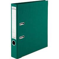 Папка-регистратор Axent Prestige+ 1721-A, A4, с двусторонним покрытием, корешок 5 см Зеленый