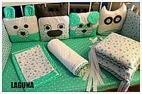 Набор в кроватку Laguna (14 предметов)