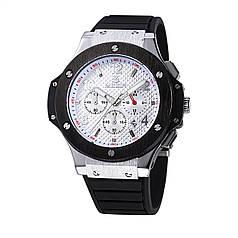 Часы Megir White Black MG3002G (MN3002GBK-7)