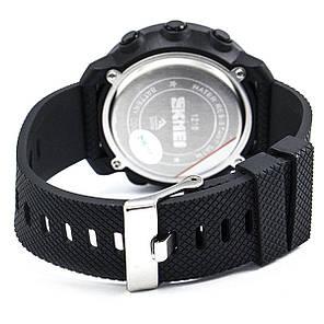 Часы Skmei 1215 BK- Red BOX (1215BOXBKR), фото 2