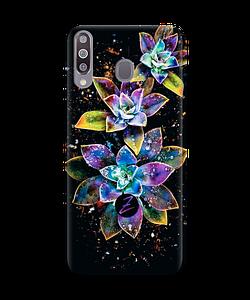 Чехол на Samsung Galaxy M30 Magical flowers