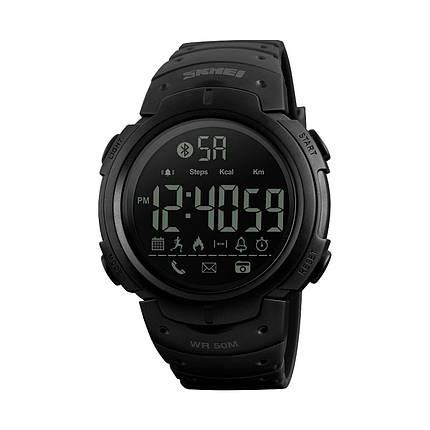 Часы Skmei 1301 Black BOX Черный (1301BOXBK), фото 2