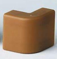 AEM 25x17 Угол внешний, коричневый
