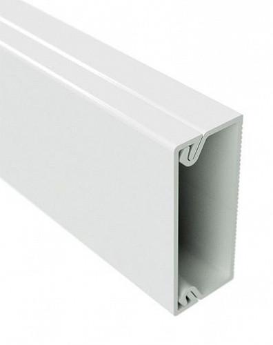 50x20 Мініканал, довжина 2м, білий RAL 9016 ДКС [313] TMC