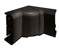 Угол внутренний 110х50 мм, измен. черный