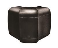 Угол внешний 110х50 мм, измен. черный