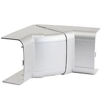 Угол внутренний 90х50 мм, изменяемый (70-120°), цвет серый металлик
