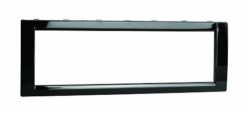 Рамка универсальная на 6 модулей, цвет чёрный