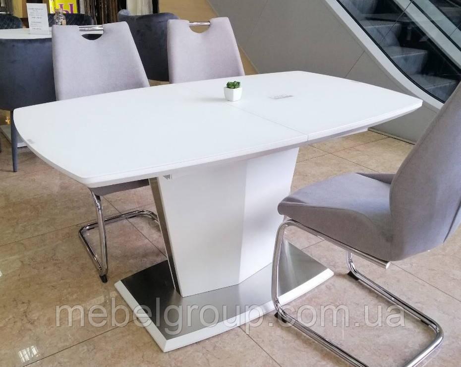 Стол ТМL-700 белый матовый 140/180x80