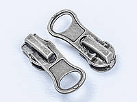 Бегунки ползуны курточные, сумочные №5 (Китай), art.012, цв. никель