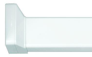 Ввод во внутренний блок кондиционера для короба 70х40, правый