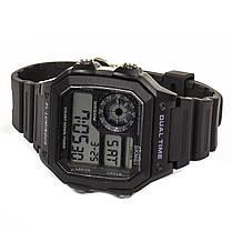 Мужские часы Skmei 1299 Black (3098-8692), фото 2