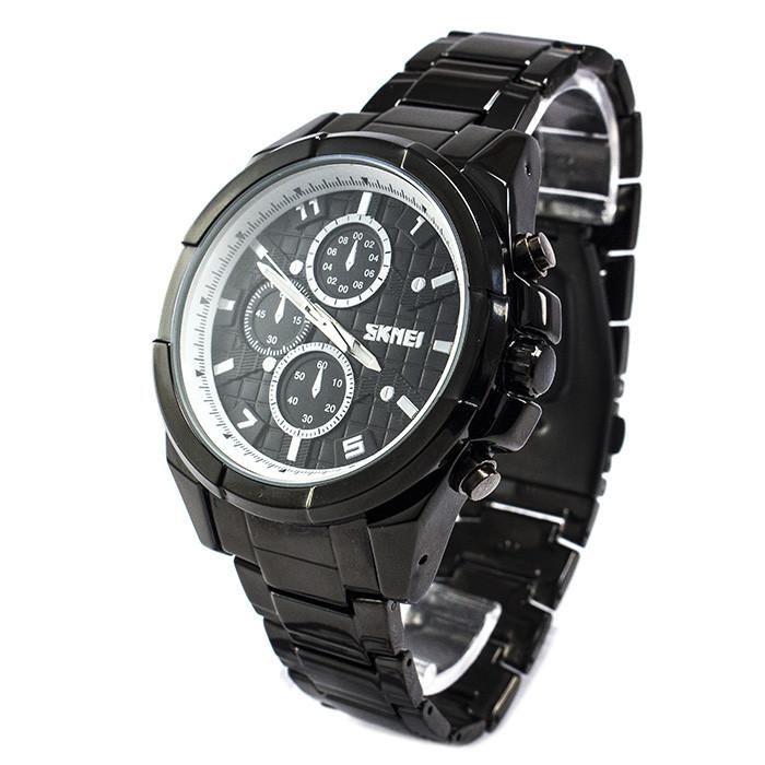 Часы Skmei 1461 Bluetooth Black (1461BKB)