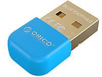 Bluetooth адаптер Orico USB 4.0  Синий