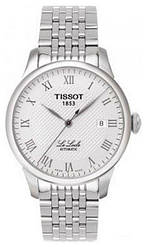 Наручные часы Tissot T41.1.483.33 Серебристый