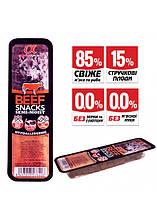 Alpha Spirit Beef Snacks (Альфа Спирит) лакомство c говядиной для собак 35г