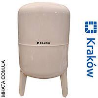 Круглый расширительный бак Krakow емкостью 100 литров