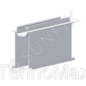 Алюминиевая рейка HOP-F15-3500