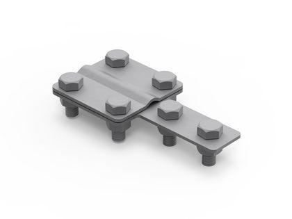 Контрольний з'єднувач дріт/полоса, сталь гарячого цинкування [NG3203]