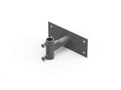 Настенный держатель молниеприемной мачты, 52 мм