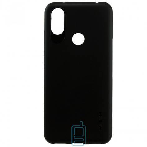 Чехол силиконовый ROCK 0.3mm Xiaomi Redmi Note 6 Pro черный, фото 2