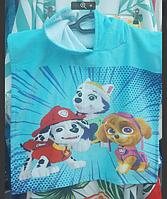 Пончо полотенце детское пляжное  с капюшоном AVENGERS FAST DRY, 55*110 СМ. 100% Турция
