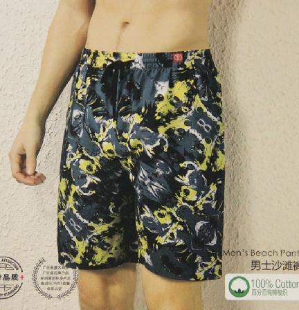 Чоловічі пляжні шорти 98304