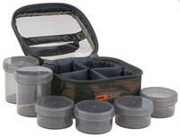 Набор Fox International Camolite Glug 6 Pot Case