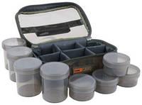 Набор Fox International Camolite Glug 8 Pot Case