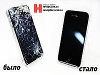 Замена дисплейного модуля (сенсора и дисплея) iPhone 4/4S