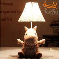 Оригинальная настольная детская лампа