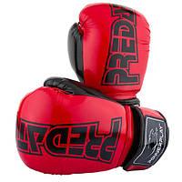 Боксерские перчатки 3017 12oz Красно-черный (37228042)