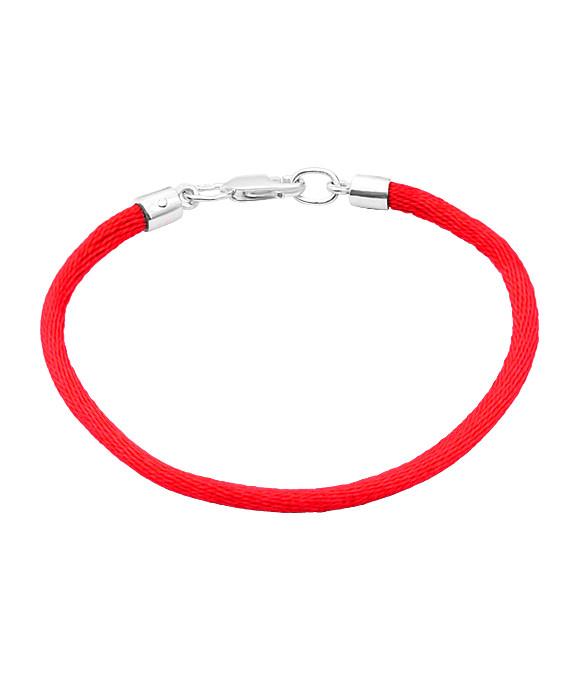 Амулет браслет красный Ред