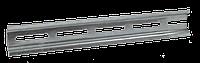 DIN-рейка оцинкованная 13см ІЕК [YDN10-0013] ИЕК