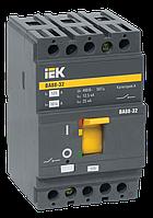 Автоматичний вимикач ВА88-32 3Р 12,5А 25кА ИЕК [SVA10-3-0012]