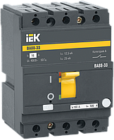 Автоматичний вимикач ВА88-33 3Р 160А 35кА ИЕК [SVA20-3-0160]