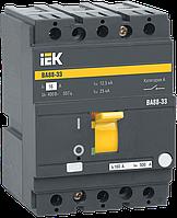 Автоматичний вимикач ВА88-33 3Р 100А 35кА IEK