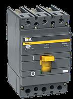 Автоматичний вимикач ВА88-35 3Р 160А 35кА IEK
