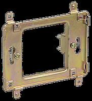 Суппорт металлический для КМКУ на 2 модуля ІЕК [CKK-40D-SK2-K01] ИЕК